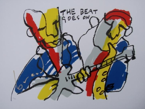 Herman Brood - THE BEAT GOES ON I