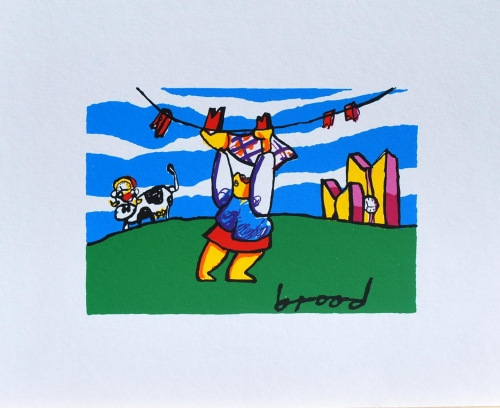 Herman Brood - wasdag