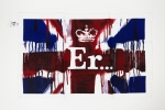 Er.. (Union Jack Tea Towel)