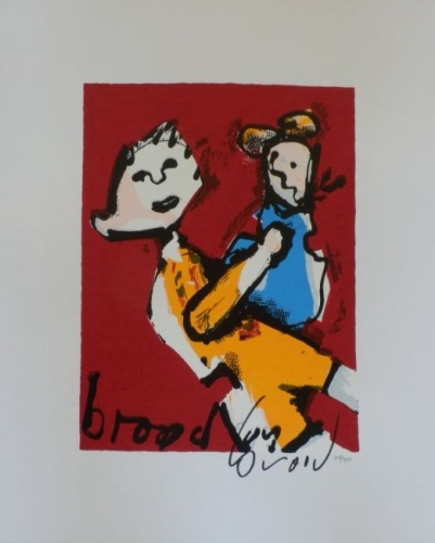 Herman Brood - MOEDER en KIND