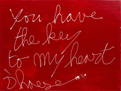 Hannes D'Haese - You have the key to my heart