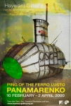 "Affiche ""Ping of the Ferro Lusto"" - Hayward Gallery 2000"