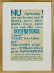 Happening international affiche